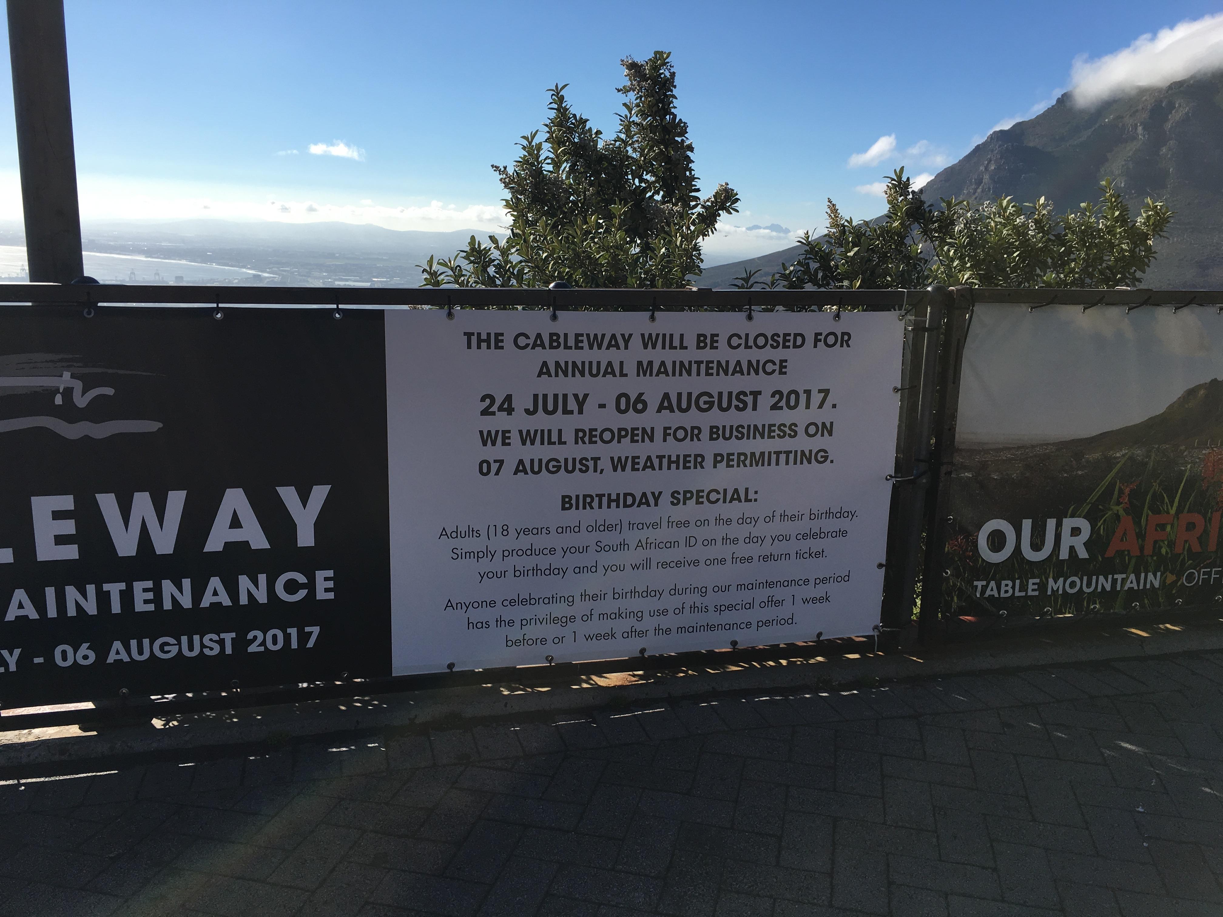 Climbing Table Mountain - 1 of 32 (5)